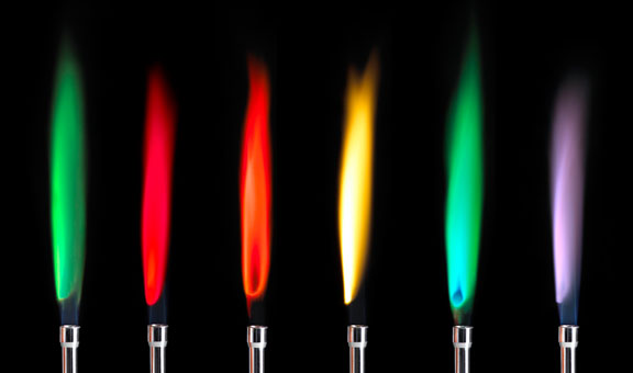 flame tests The responding variable was the color of the flame the flame was orange at the end of each test because the wood splint flame test lab questions answer.